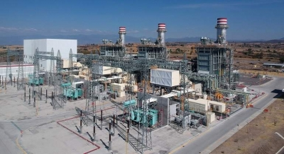 Construction of the Huexca power plant is 95% complete