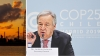 "UN chief opens COP25, warns climate change nears ""point of no return"""