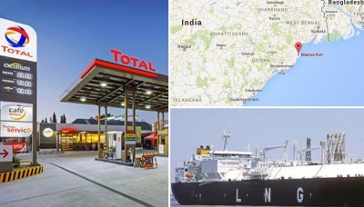 Total teams up with Adani Group to expand fuel retail business in India
