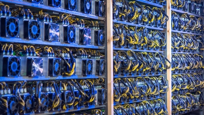 Mind the massive energy use of bitcoin mining