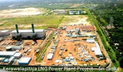 Political pressure distorts tender for Sri Lanka power project