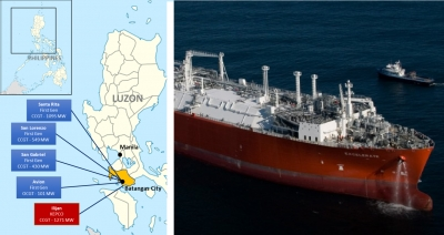 Excelerate gets go-ahead for Luzon LNG, part of Manila power project