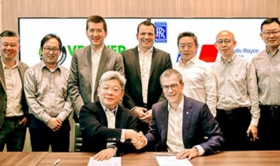 Rolls-Royce orders 200 MTU gas genset for VPower Group