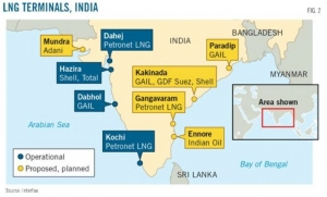 India asks Qatari LNG seller to participate in power plants