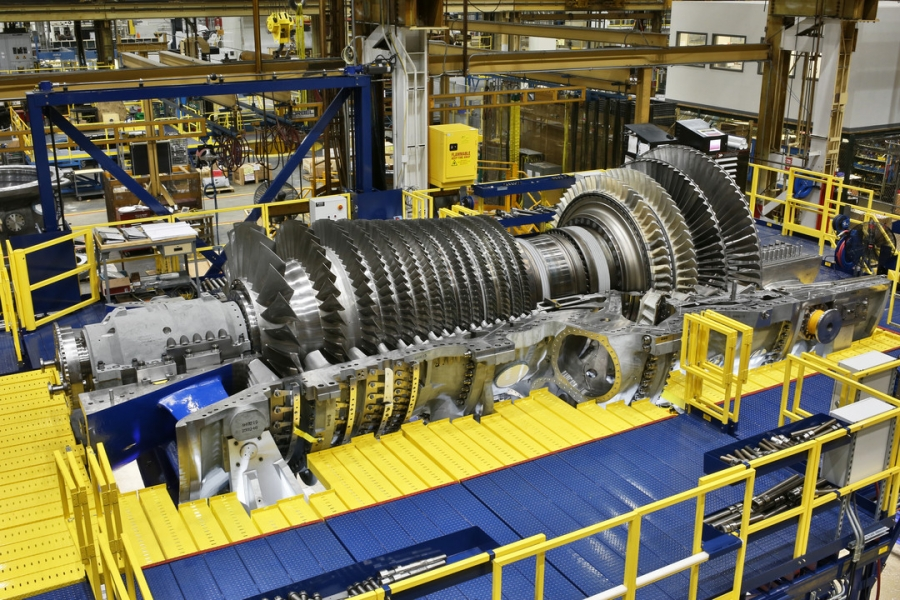 GE beats Siemens and MHPS on orders for large-scale gas