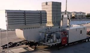 GE's TM2500, described as a 'power plant on wheels'