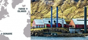 Fuel-flexible MAN gensets help integrate renewables on Faroe Islands