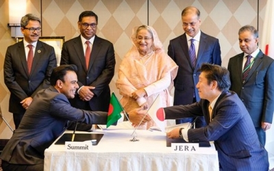 JERA snaps up 22% stake in Summit Power