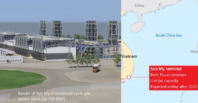 AES gets green light for LNG-fuelled power project in Vietnam