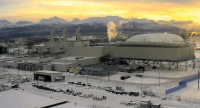 The new plant will boost municipal power, adding to the existing Southcentral Power Project in Anchorage