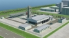 Render of NiuPower's 58-MW gas engine powered plant