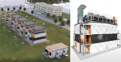 Wärtsilä launches modular block for 'ready-to-go power plants'