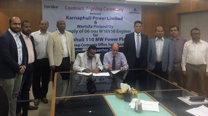 Wärtsilä signs contract for 105 MW power plant in Bangladesh