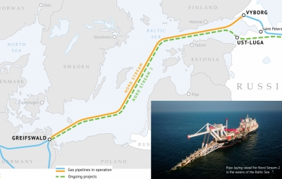 French-German compromise enables Nord Stream-2 to proceed