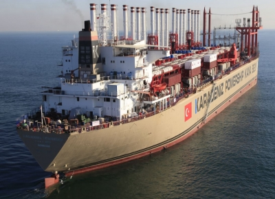 Gas Entec to deliver LNG regas system for three Karpowerships