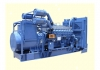Diesel engine generator model identical with the unit shipped to Myanmar; source: MHI