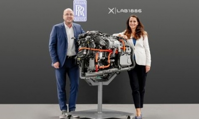 Rolls-Royce and Mercedes test use of car fuel cells for power generation