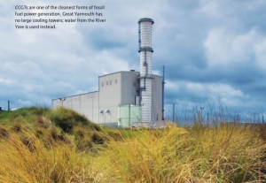 RWE turns to GE to improve performance at Great Yarmouth CCGT
