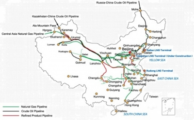 China's pipeline reform creates $100bn state TSO, could push up prices