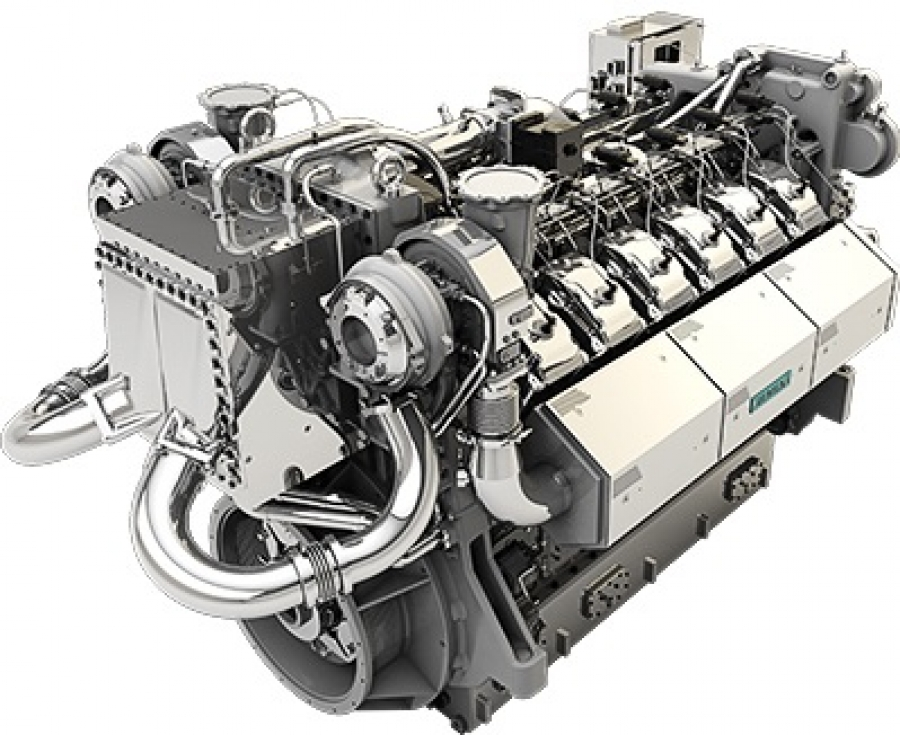 Siemens launches e series engines for decentralised power for Motor oil manufacturers in usa