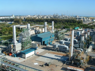 GC's Ta Phut power plant in Rayong