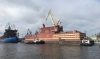 'Akademik Lomonosov', Russia's first floating nuclear power plant