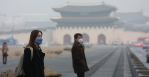 Air pollution in Seoul