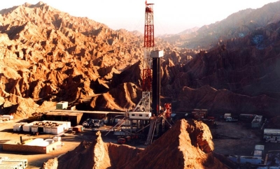 China's geography makes shale gas E&P challenging
