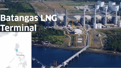FirstGen develops $1.2bn Batangas LNG hub near major power plants