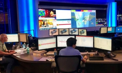 GE Power's Monitoring Centre in Atlanta