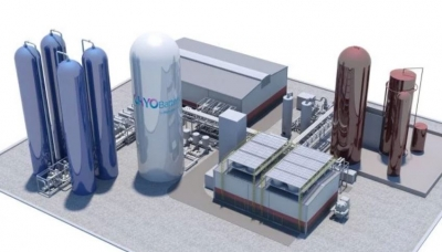 Highview takes cryogenic storage from demo to commercial scale
