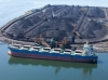 Coal gets shipped to South Korea from mines in Australia, Siberia and South Africa