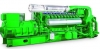 Jenbacher 420 gas engine