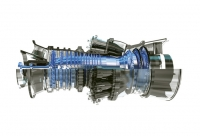 GE's 7F 5-Series Gas Turbine; source: ge-flexibility.com
