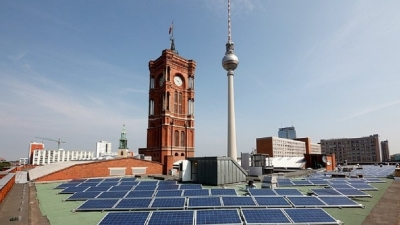 A mass roll-out of solar PV could help resuscitate economic activity across Germany