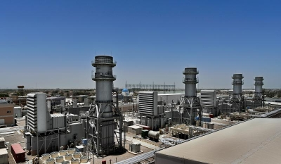 An AGP upgrade was carried out at the Najibiya power plant in Iraq