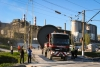 Transportation of equipment to expand the Verhnebakanskiy Cement Plant
