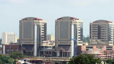 NNPC tower in Abuja
