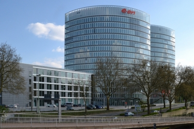 E.ON headquarters in Essen, Germany