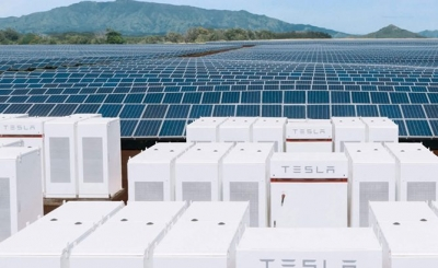 Tesla's has built the world's largest grid-scale energy storage project in South Australia